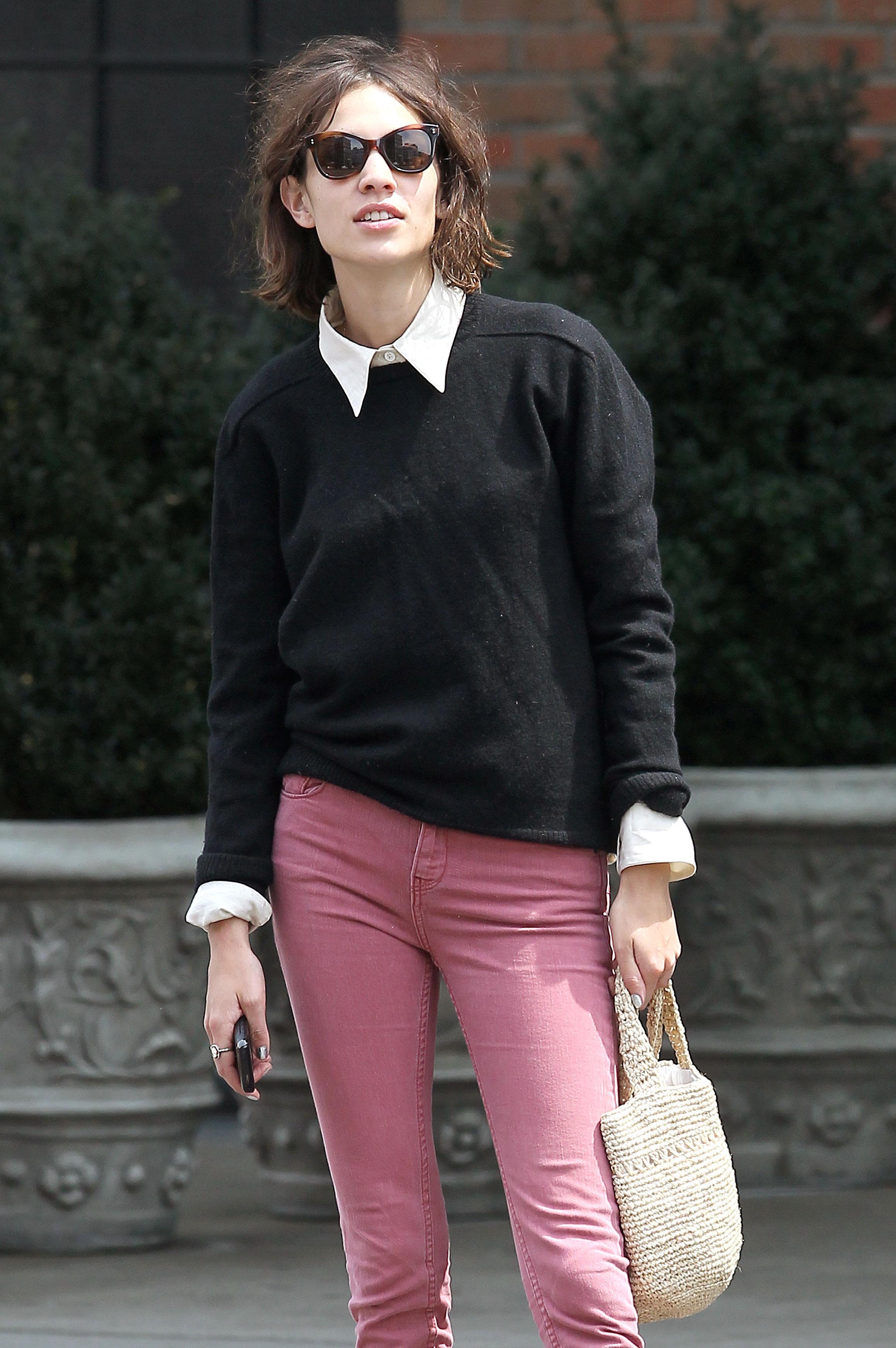 Celebrities in Sweaters | Sweatergirls