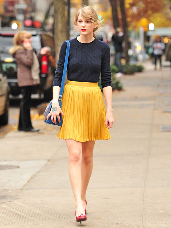 Style Taylor Swift