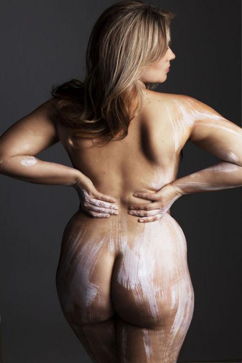 Модели голое тело фото