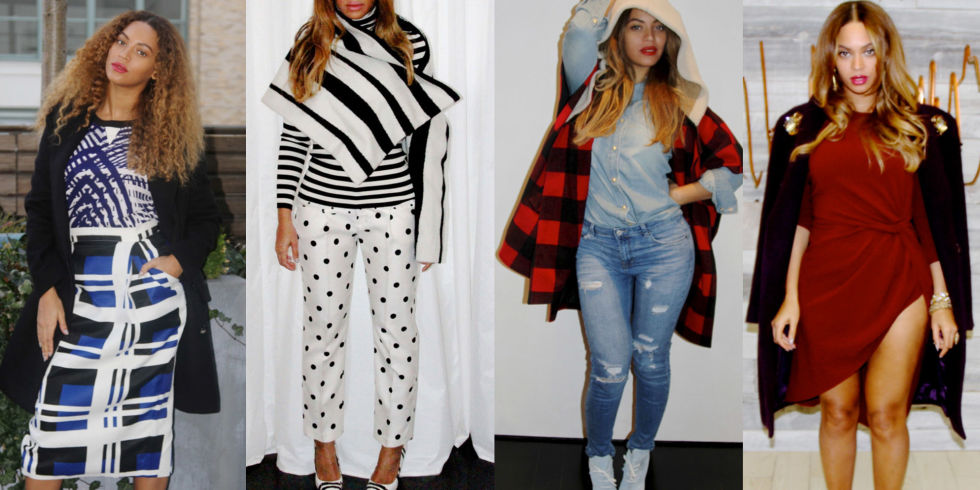 Beyonce Outfits 2014 - Beyonce Style 2014
