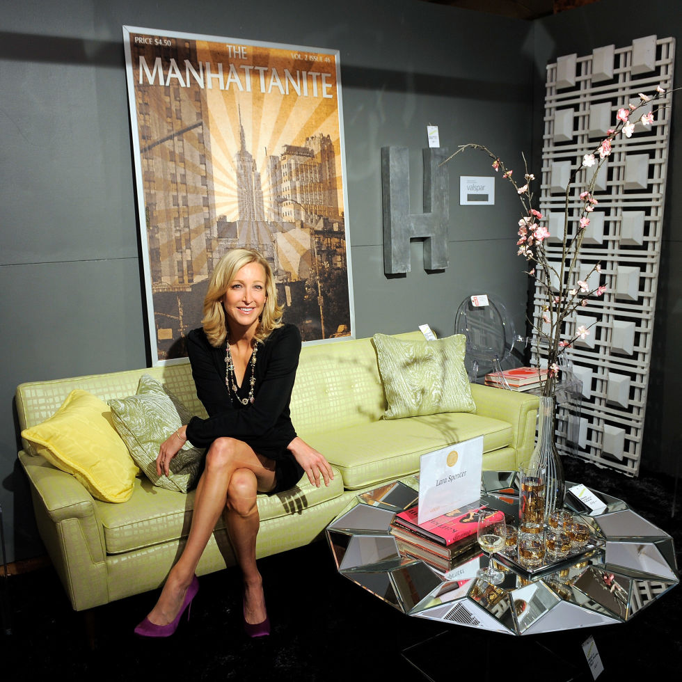 Good Morning America Beauty Tips : Lara spencer interview what is like