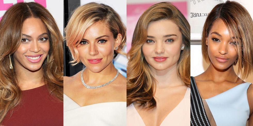 Wondrous 2015 Hair Trends Latest Women39S Hair Trends Hairstyles For Men Maxibearus