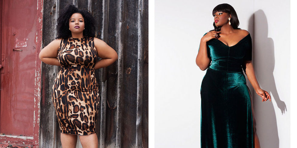 This Badass Designer Only Shows Clothes on Plus-Size Models of Color