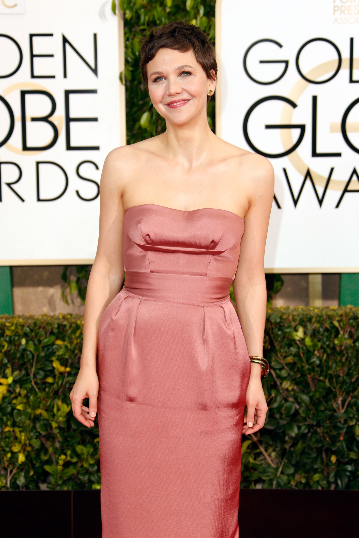 Hell Yeah, Maggie Gyllenhaal—This Globes Speech Is Such a ... Maggie Gyllenhaal Diet