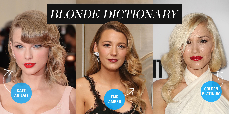 Трое и блондинка