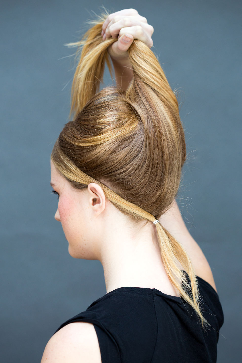 Easy Hairstyles tagged easy hairstyles 10 Easy Hairstyles You Can Do In 10 Seconds Diy Hairstyles