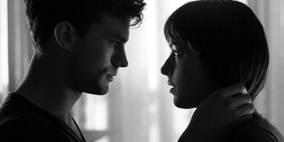 Fifty Shades - Magazine cover