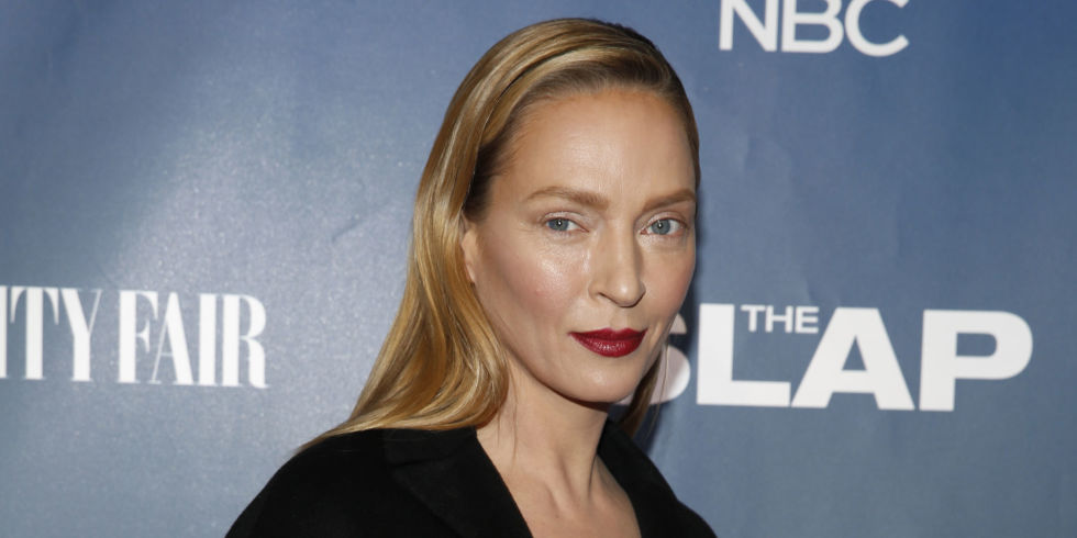 Uma Thurman Has the Be...