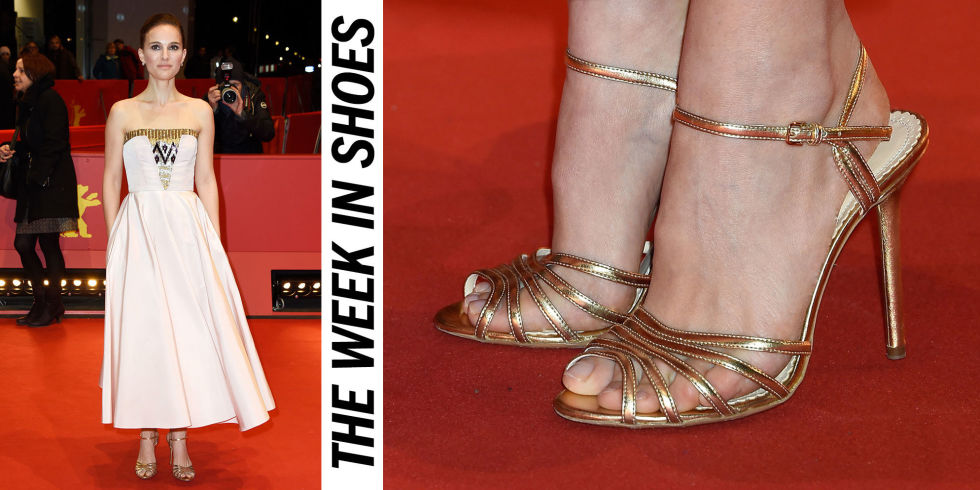 Red Carpet Shoes Celebrity