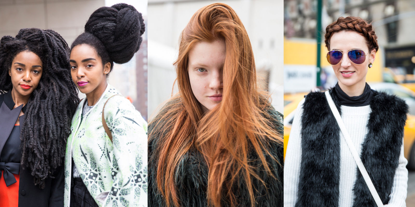 Hair Styler H Twom: The Best Hairstyles At NYFW Photos
