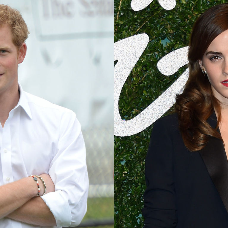 Prince Harry Dating Emma Watson Rumors