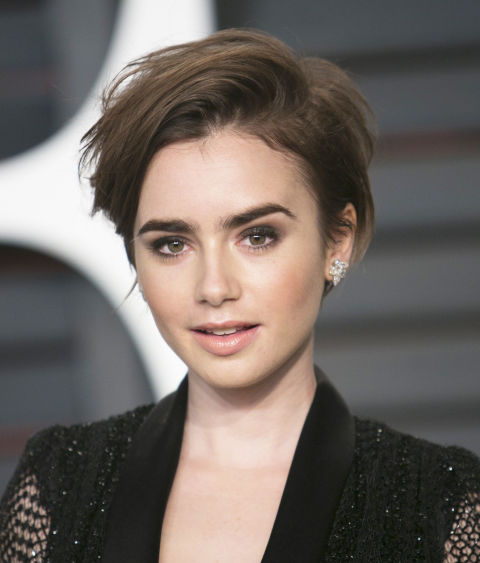 Behold: Lily Collins' 3-Step Action Plan for Getting the ...