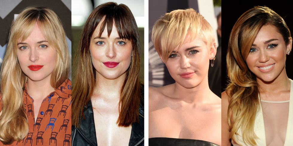 Amazing Blonde Or Brunette Which Shade Suits Them Better Hairstyle Inspiration Daily Dogsangcom