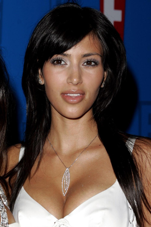 Kim Kardashian Beauty Evolution Beauty Transformation Of