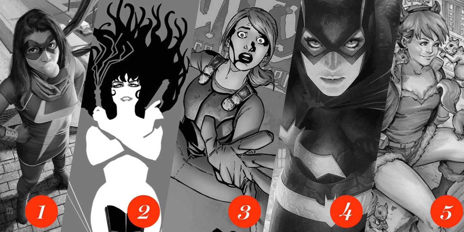 from Juan nude girls in superheroes costumes