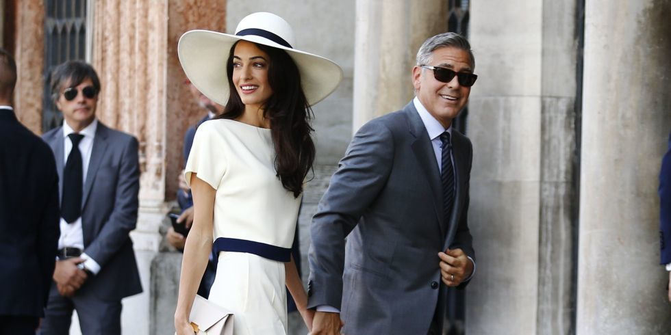 Amal Clooney Is Moving to New York City for a Fancy Teaching Job
