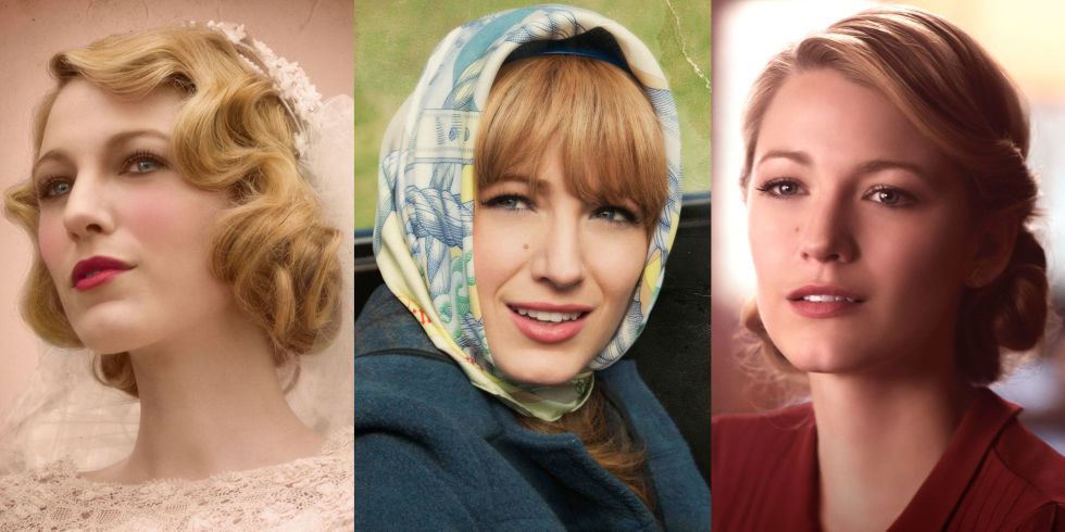 Awe Inspiring Blake Lively Age Of Adaline Posters Blake Lively Decades Of Beauty Hairstyle Inspiration Daily Dogsangcom