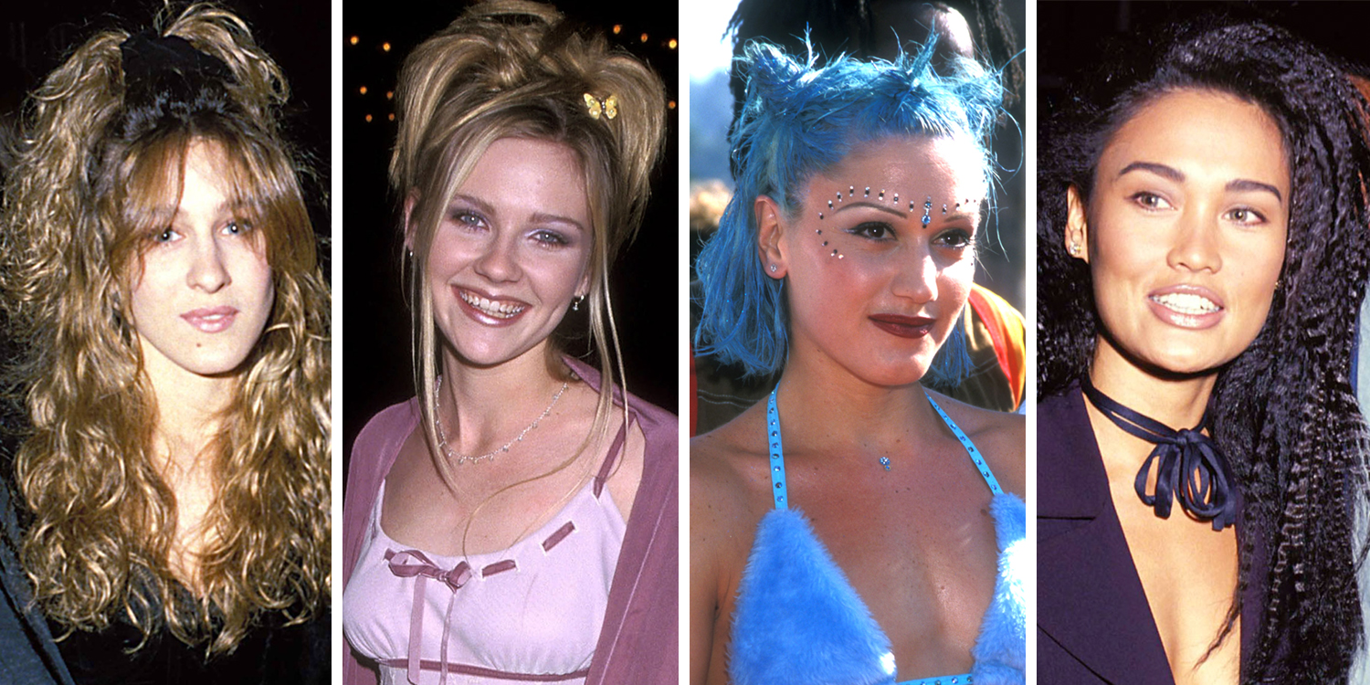 Prom Hairstyles 90s : Best s hairstyles we loved