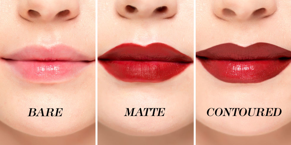 Marilyn Monroe Lipstick - Lip Contouring How To