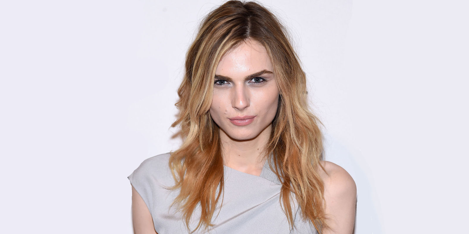 Andreja Pejic Make Up For Ever First Transgender Model