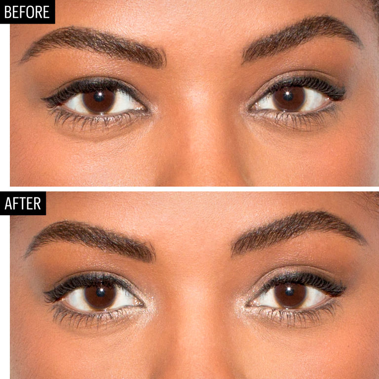 Image result for makeup inner corner highlight before and after