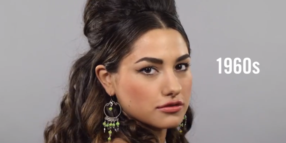 Watch This Woman Capture 100 Years of Mexican Beauty in One Minute