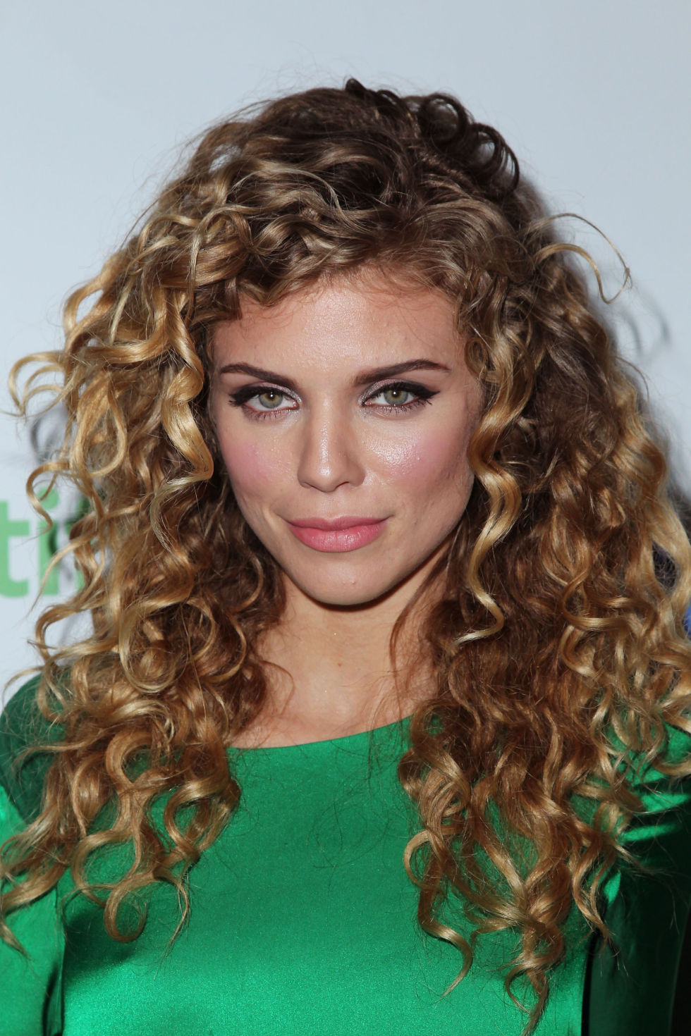 Curly Haircut Style hair color trend