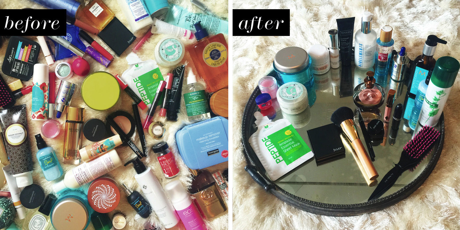 D Fashion Beauty Supply: KonMari Tidying Up Method