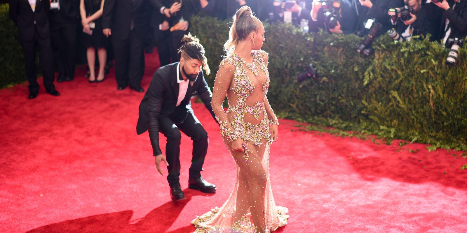 Celebrity red carpet secrets
