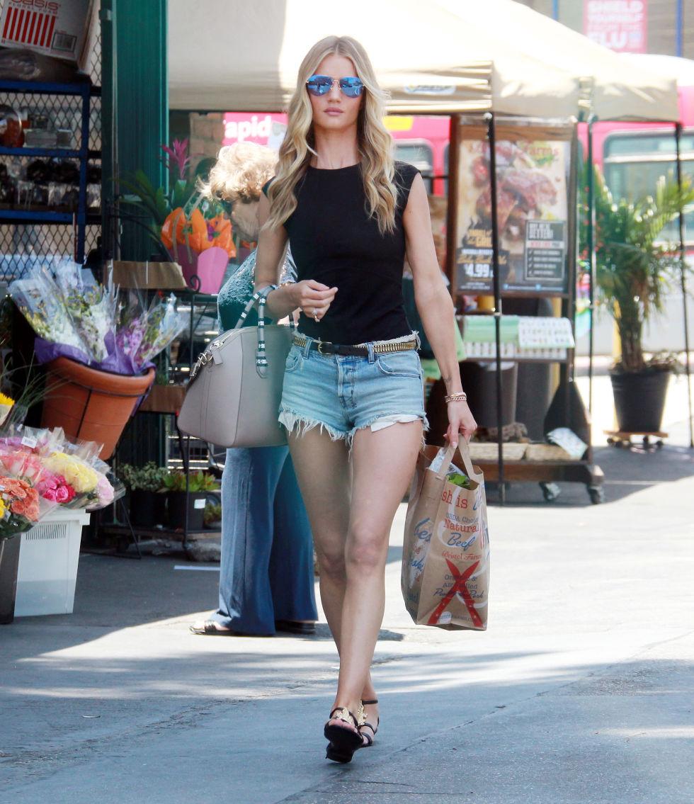 Denim Cut Off Shorts Trend for Summer 2015 - How to Wear Cutoff ...