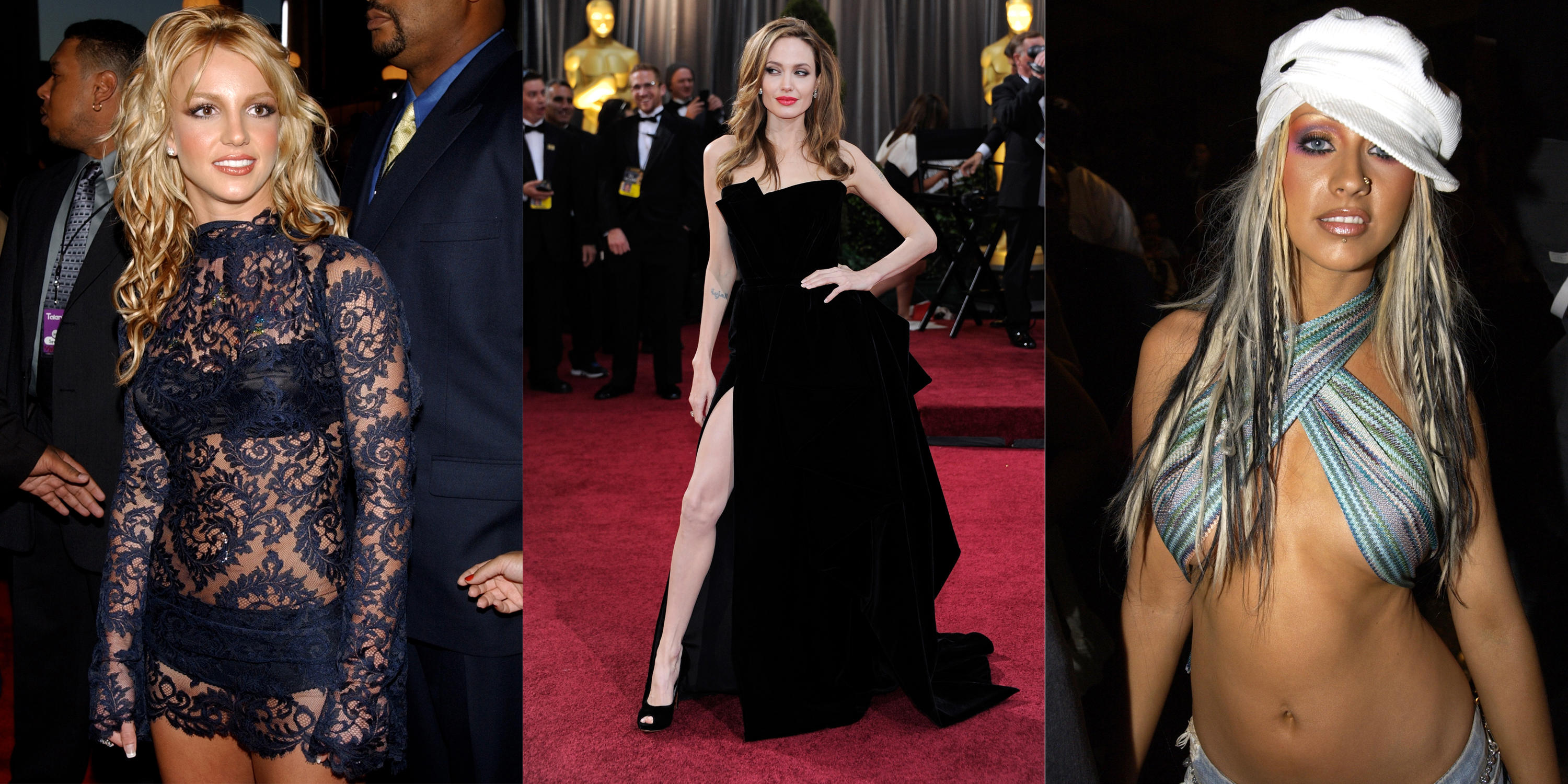 The Most Scandalous Red Carpet Gowns Of All Time