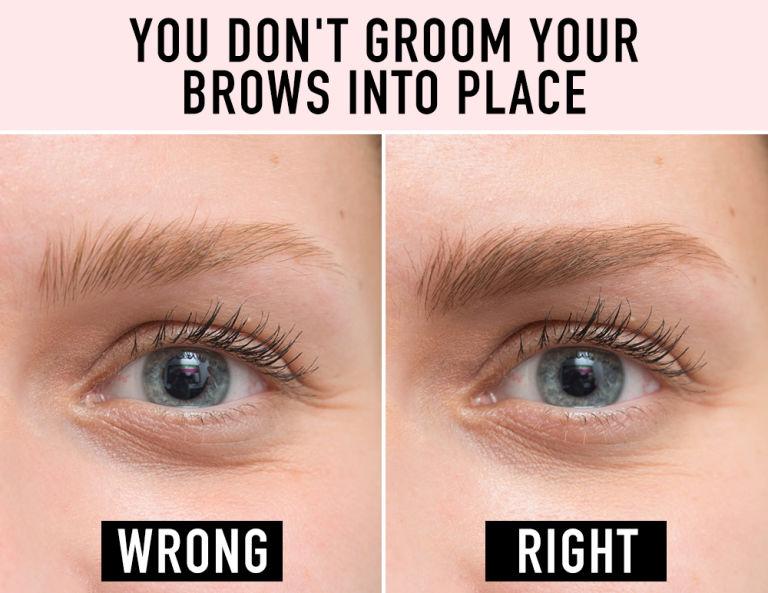 13 Reasons Your Eyebrows Look Bad