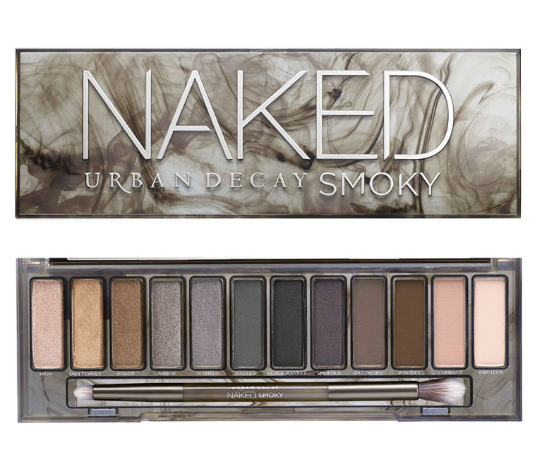 Urban Decay Naked Smoky Palette - Urban Decay Eye Shadow Palette ...