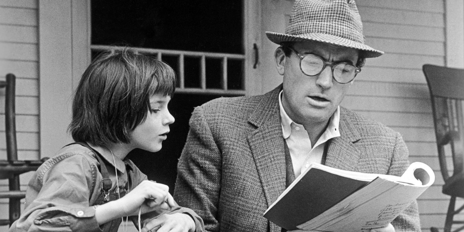"""atticus finchs fatherhood in to kill a mockingbird Atticus-worship is not confined to alabamians who revere the saint portrayed in """"to kill a mockingbird"""" and then enshrined in 1962's movie version by a magisterially virtuous gregory peck."""