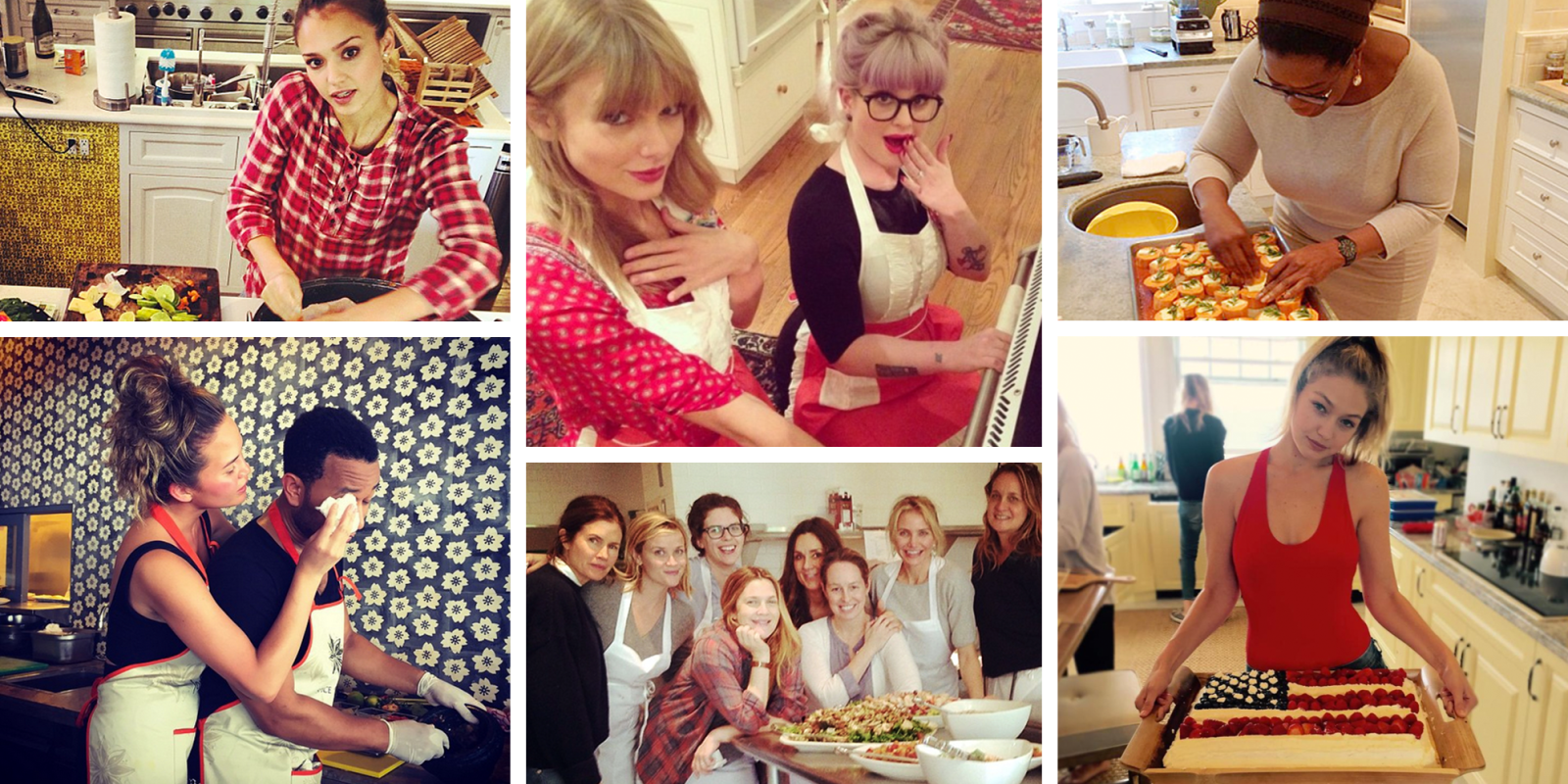 Our 10 Favorite Celebrity Cookbooks - The Daily Meal