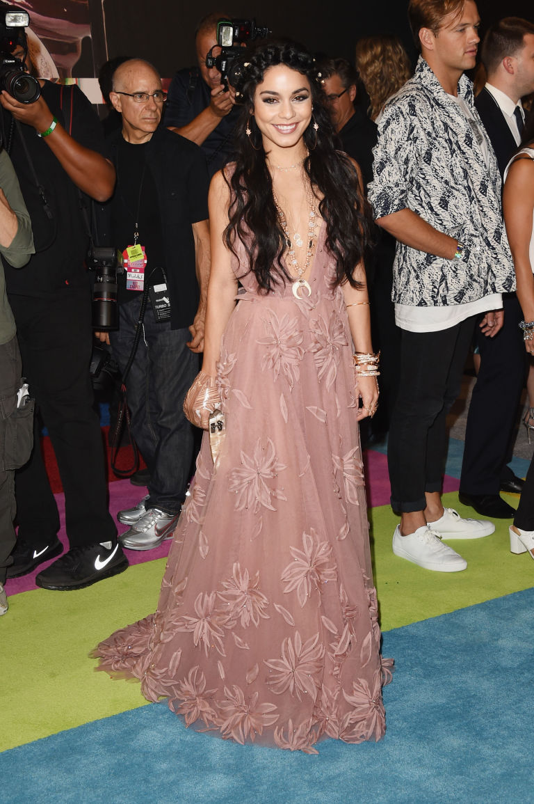 Vanessa Hudgens MTV VMAs Dress 2015 - Naeem Khan