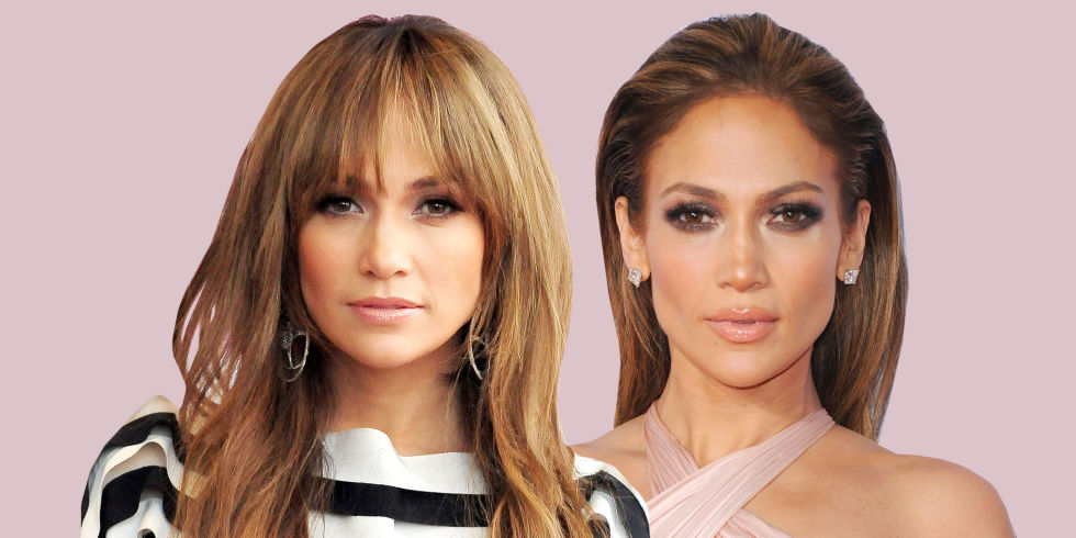 Groovy Celebrities With Bangs Celebrity Bang Hairstyles Hairstyles For Women Draintrainus