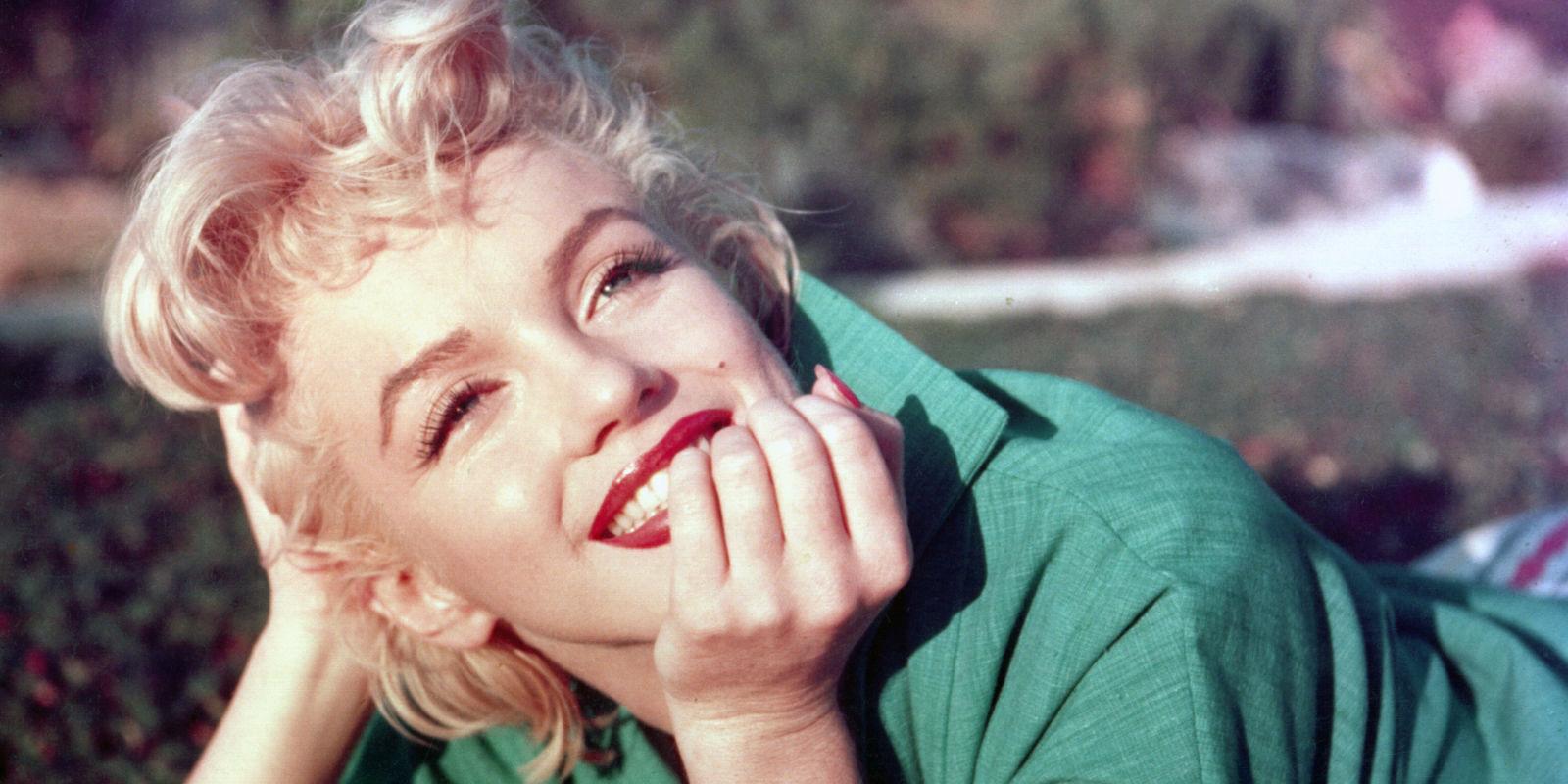 Marilyn Monroe's Beauty Secrets, Straight from Her Makeup Artist ...