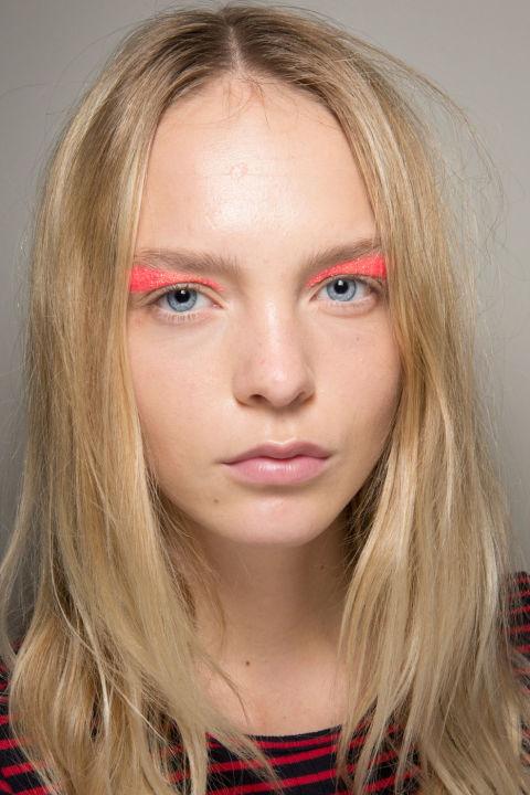 Paris fashion week spring 2016 best beauty looks pfw 2016 - Schminktipps mac ...