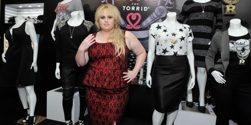 Bilderesultat for rebel wilson clothing line