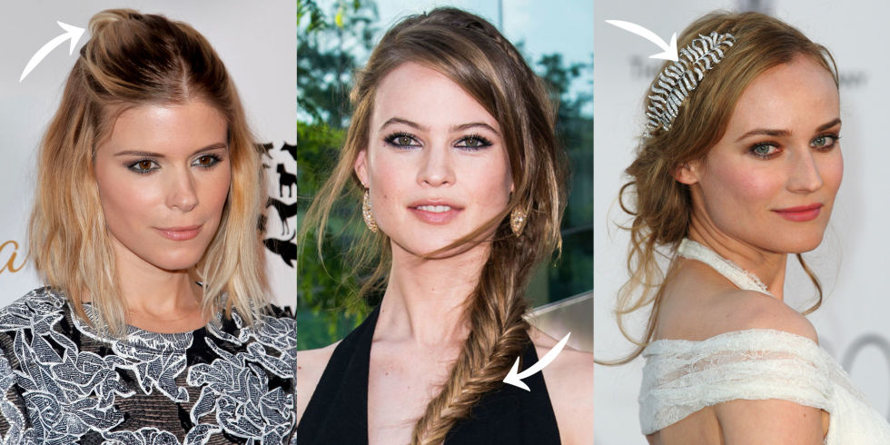 Wondrous Holiday Hair Styles Look Like A Star Short Hairstyles Gunalazisus