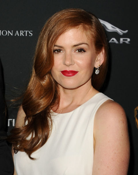 20 Best Auburn Hair Colors - Celebrities with Red Brown Hair