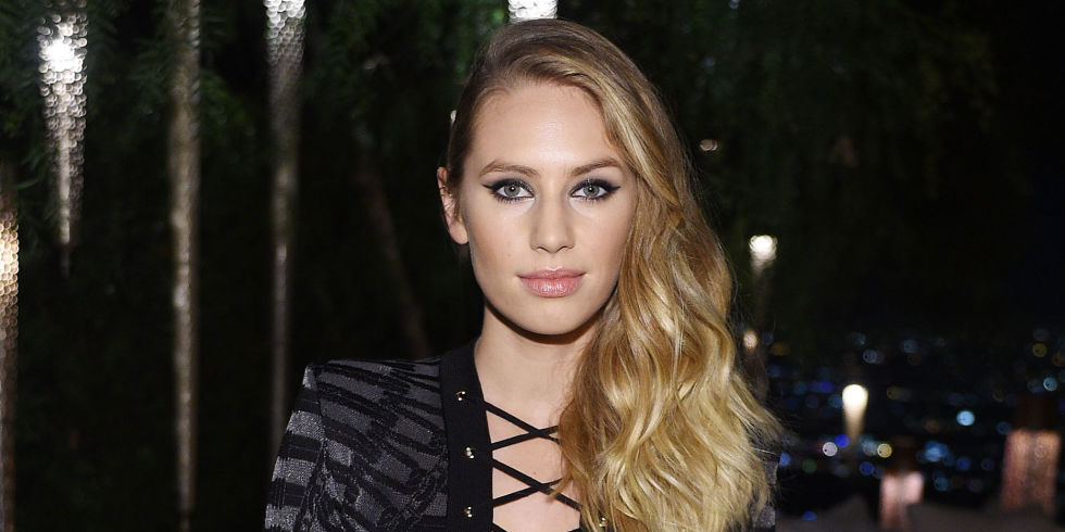 "Dylan Penn Thinks It's ""Crazy"" That Her Mom Doesn't Get Paid as Much as Kevin Spacey in 'House of Cards' :    Dylan Pen, Model"