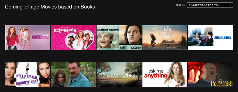porn movies on netflix Check out  the movies sure to get you both in the mood.