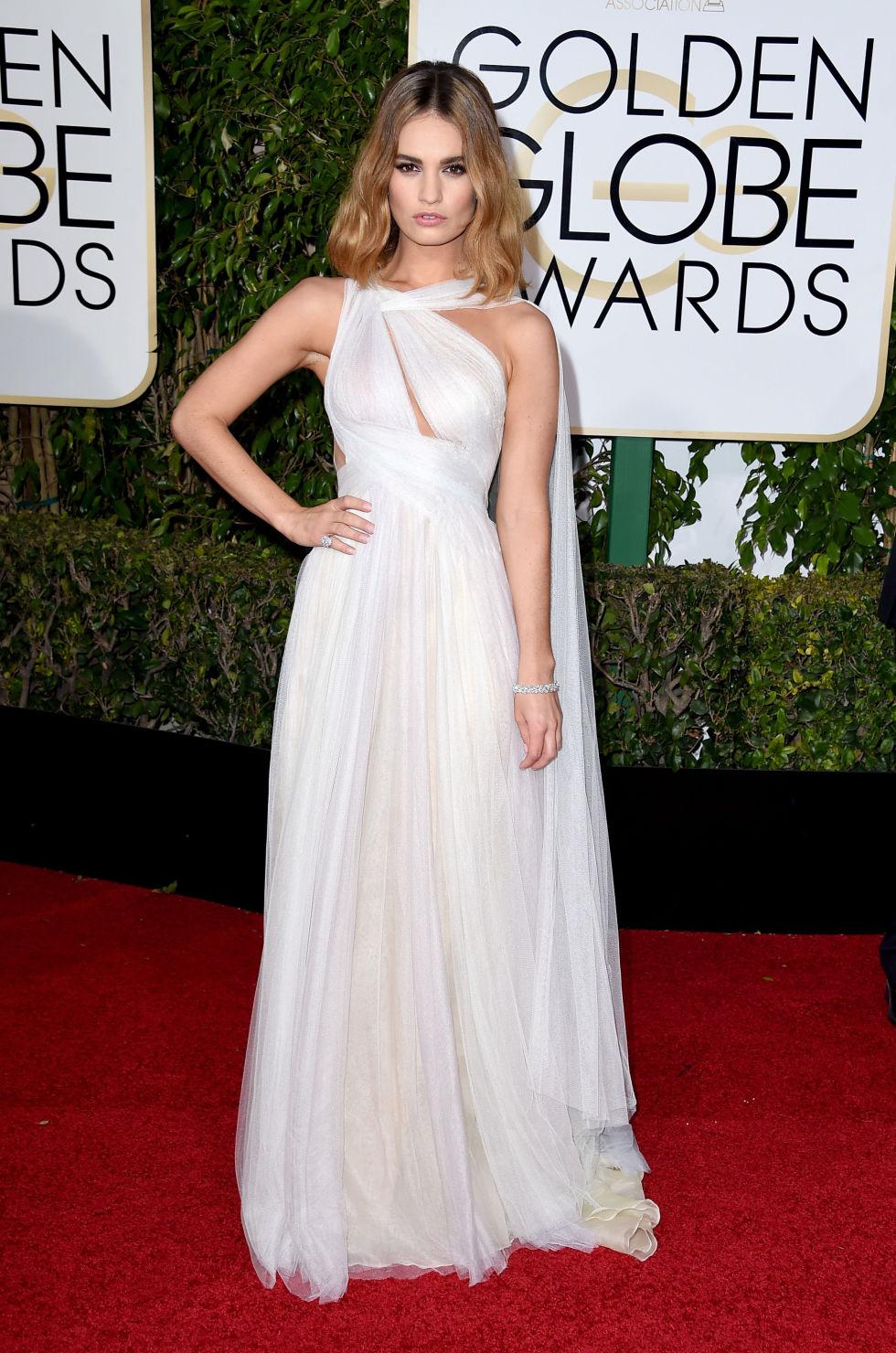 Golden Globes Fashion 2016 - Golden Globes Red Carpet