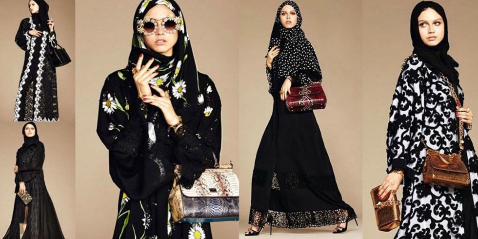 Dolce & Gabbana Launches Line of Hijabs and Abayas