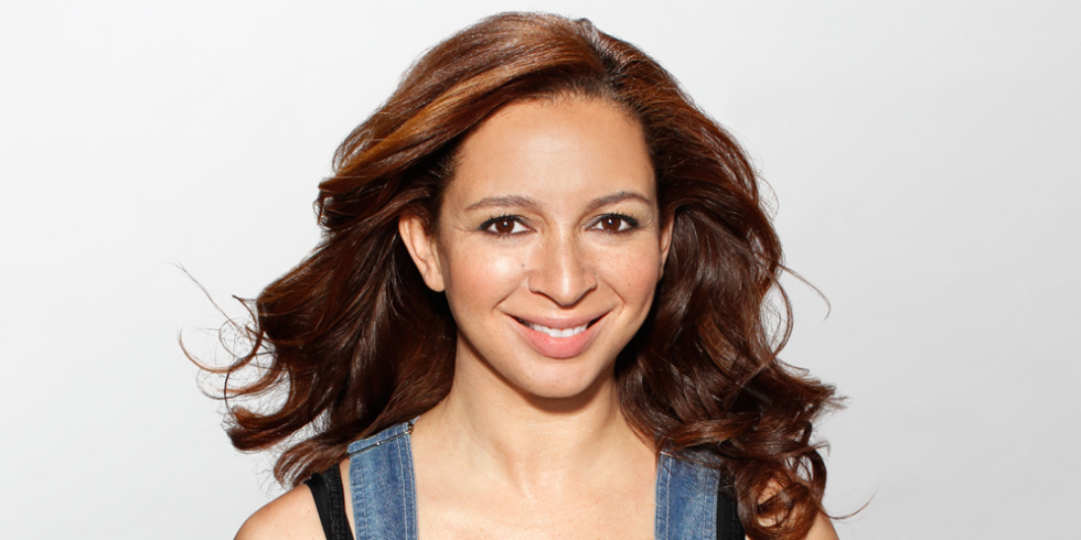 Maya Rudolph | Profiles | Finding Your Roots | PBS