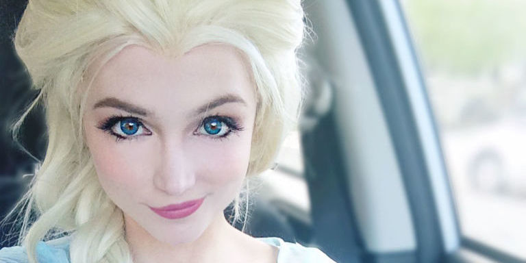 This 25 Year Old Woman Paid 14 000 To Look Like Disney