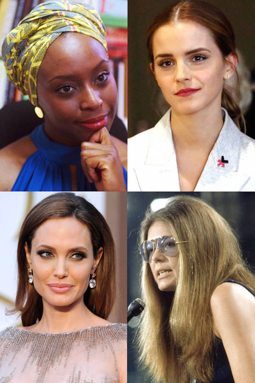 Who are some inspirational women?