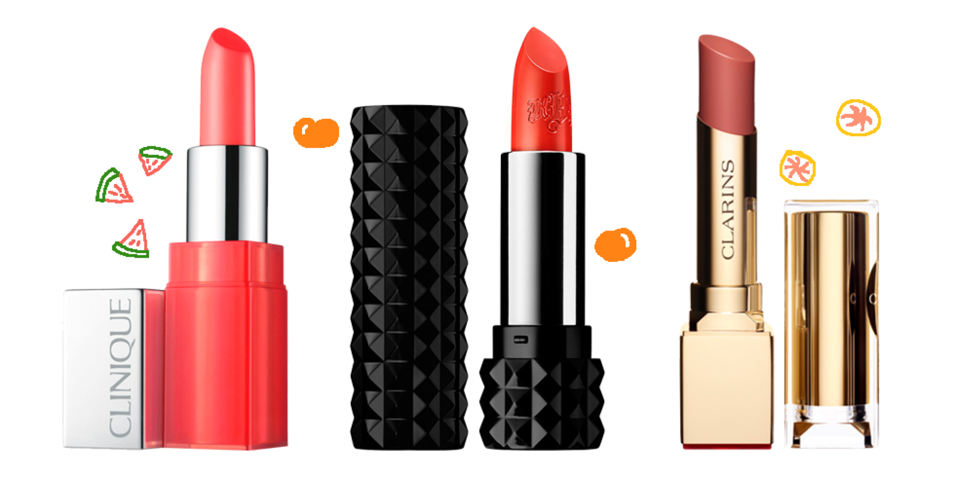 8 Best Lipstick Colors For Summer